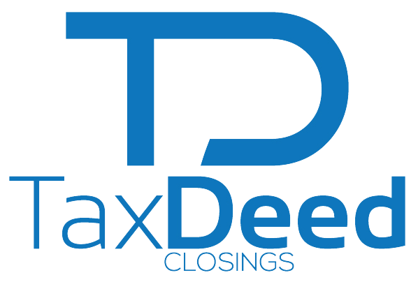 Tax Deed Closings